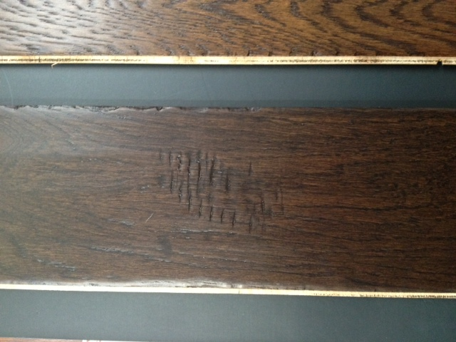 Handscraped Engineered Oak Kingswood Coll. WEK23-88 Burlap Oak