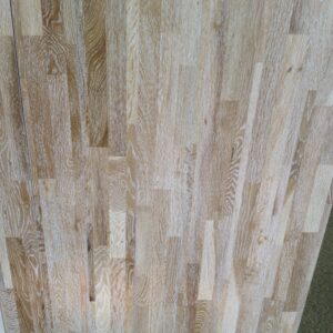 Finger Joint Solid Oak Hardwood