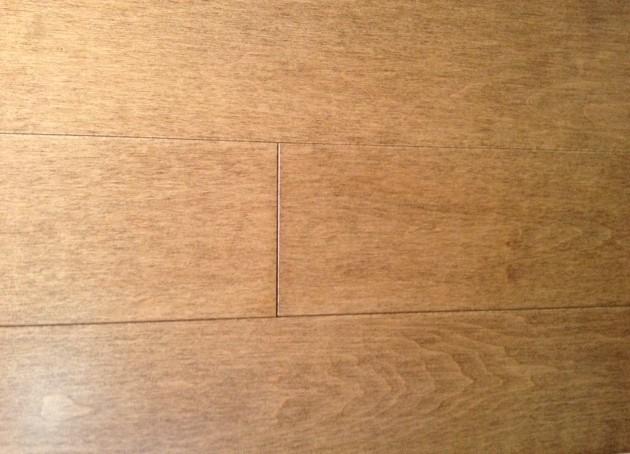 Solid Canadian Hard Maple –  Gunstock