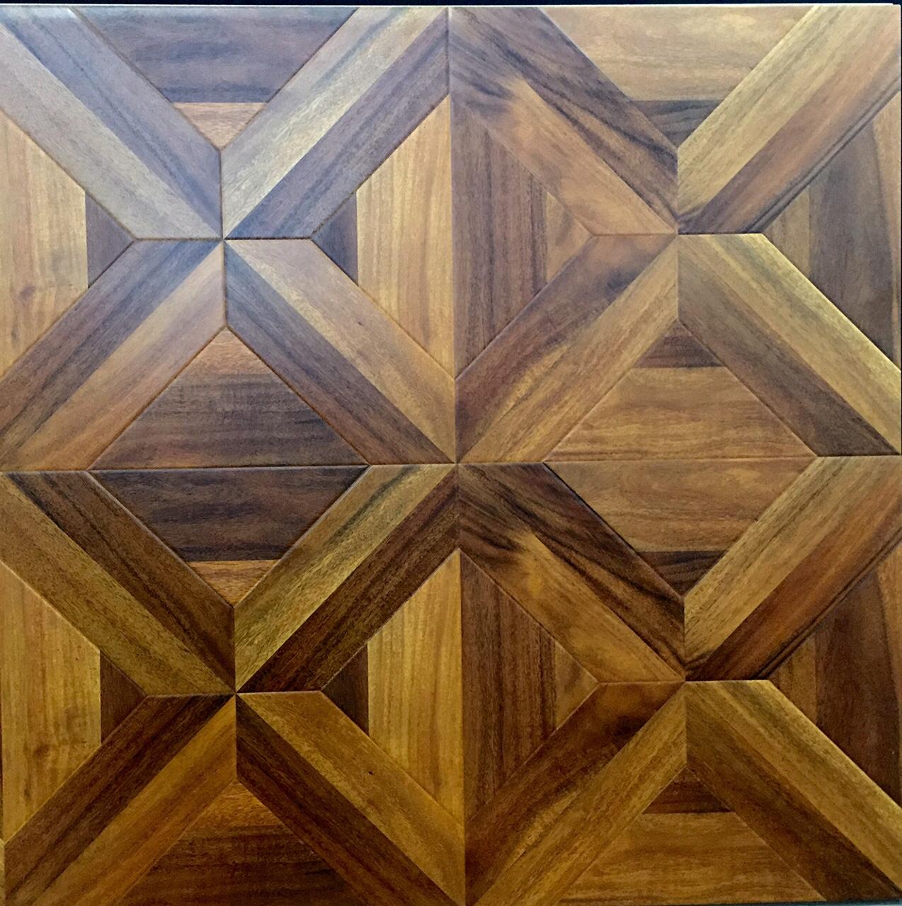 Laminate Tile 12.3MM – Pecan