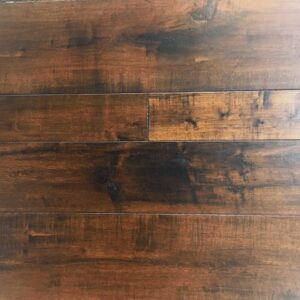Engineered Hand Scraped Wood