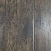 Oak HandScraped -Charcoal