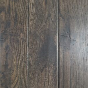 "3 1/4"" Solid Oak Hand Scraped - Distressed"