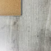 WPC Luxury Vinyl with Cork attached Grey