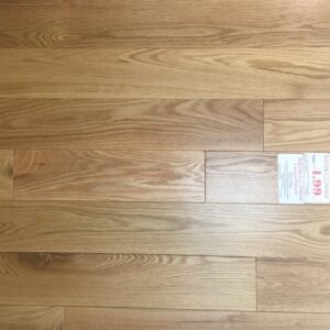 "4 1/4"" Solid Oak"